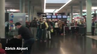 Welcome Aboard Swiss International Airlines Flight LX254 From Zurich Airport (Zürich) to Ben Gurion Airport (Tel Aviv)