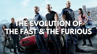 Nonton Evolution Of Fast And Furious  2001 2017     The Fate Of The Furious Film Subtitle Indonesia Streaming Movie Download