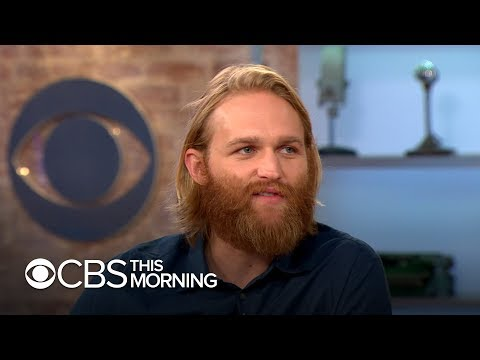 """Actor Wyatt Russell on the """"existential journey"""" of his character in """"Lodge 49"""""""