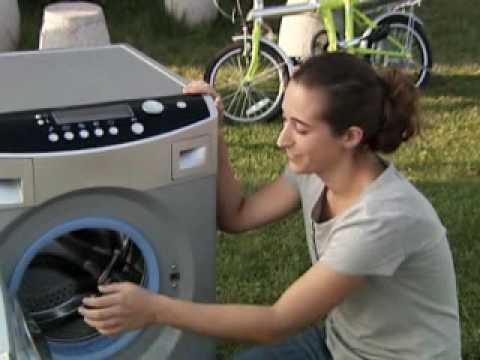 un lave linge sans lessive au bon prix une maison positive l 39 actualit des nergies. Black Bedroom Furniture Sets. Home Design Ideas