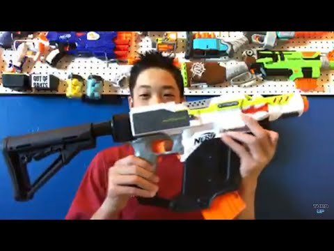 gratis download video - Huge 2018 NERF Gun Unboxing!