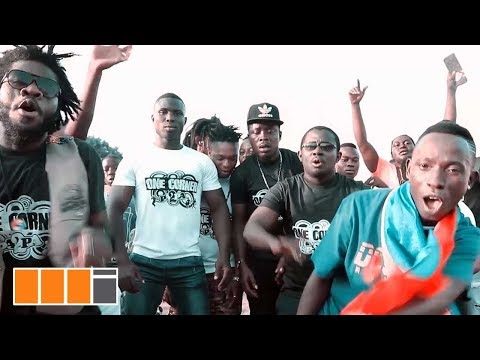 Patapaa - One Corner Feat. Ras Cann & Mr Loyalty (Official Video)
