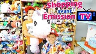Video VLOG - Shopping Jouets avant émission TV MP3, 3GP, MP4, WEBM, AVI, FLV Agustus 2017
