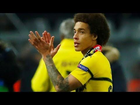Dortmunds Torfeuerwerk: 4 : 0 gegen Atletico in der ...