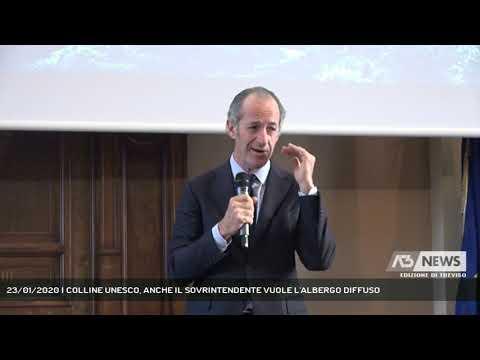 23/01/2020 | COLLINE UNESCO, ANCHE IL SOVRINTENDENTE VUOLE L'ALBERGO DIFFUSO