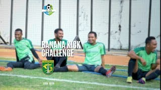 Download Video [Banana Kick Challenge] Persebaya MP3 3GP MP4