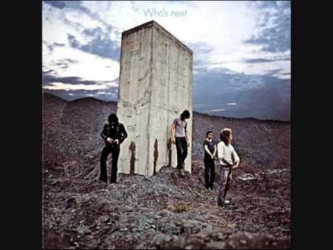 Who - This is Track 09 of the Who's album - Who's next. First recorded (then rejected) in New York on March 16, 1971, this became the first song to be worked on wi...