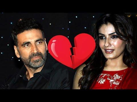 अक्षय कुमार & रवीना टण्डन के ब्रेकअप की कहानी | Akshay-Raveena Breakup Story