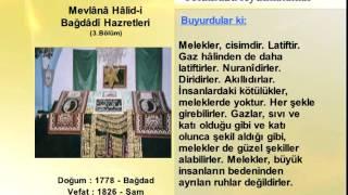 MEVLANA HALIDI BAGDADI HAZRETLERİ 3 (YOLUMUZU AYDINLATANLAR)