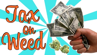 TAX ON WEED?? by Strain Central