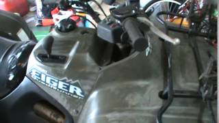 2. Suzuki Eiger 400 4x4
