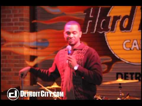 Mike Epps Live @ The Hard Rock Cafe Detroit 2-10-09