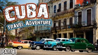 CUBA: What a country, what a culture, what an adventure!!! Cuba was one of our best adventures so far, so it's hardly surprising that this video lands straight on ...