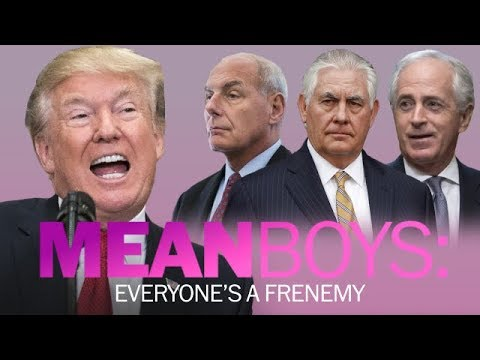 Mean Boys: Everyone's a Frenemy | The Washington Post Comedy + Satire