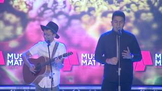 Video Live Music Matters! - SEZAIRI & TULUS MP3, 3GP, MP4, WEBM, AVI, FLV April 2018