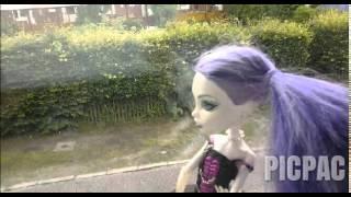 Treffen mit Freunden (Monster High )  #picpac #stopmotion #monsterhigh