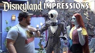 Video Jack and Sally Thought I Ate Disney Characters! - Disneyland Impressions MP3, 3GP, MP4, WEBM, AVI, FLV Juni 2018