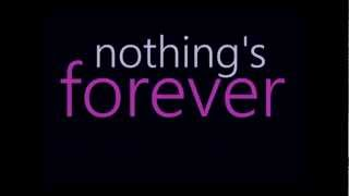"""""""Nothing's Forever"""" - Jamestown Story (Official Lyric Video)"""
