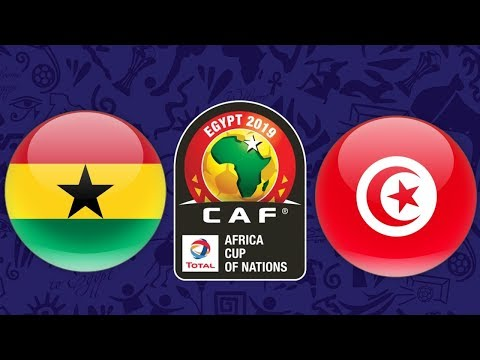 Ghana vs Tunisia 1:1 (Penalty) | Africa Cup of Nations 2019 | PES 2018