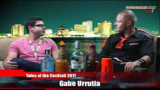 Flairbar.com Show with Gabe Urrutia @ Tales of the Cocktail 2011!
