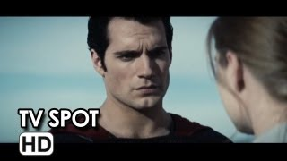 Man of Steel TV Spot #1 2013