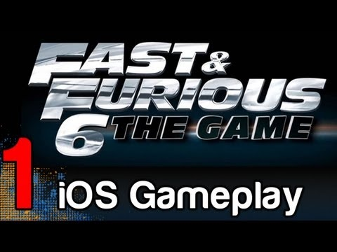 The Fast and the Furious : The Game IOS