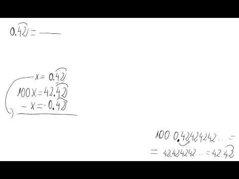 Vídeos Educativos.,Vídeos:Fracción generatriz