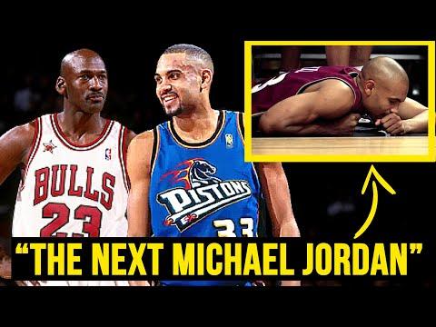 "He Was ""THE NEXT MICHAEL JORDAN"" But Then..."