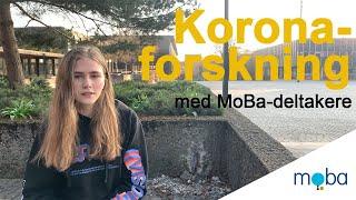 Koronaforskning med MoBa-deltakere