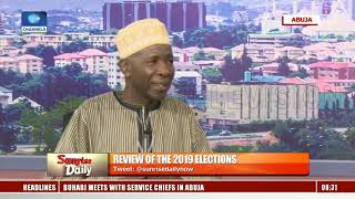 2015 Pres'l Poll: Jonathan Shot Himself On The Foot By Not Going To Court - Galadima