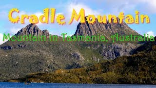Cradle Mountain Australia  city images : Visit Cradle Mountain | Mountain in Tasmania | Australia