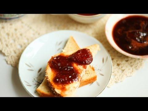 Rezept: Erdbeermarmelade ohne Gelierzucker selber machen