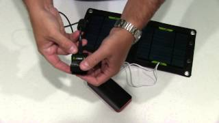 GoPro Solar Battery Charger HOW-TO