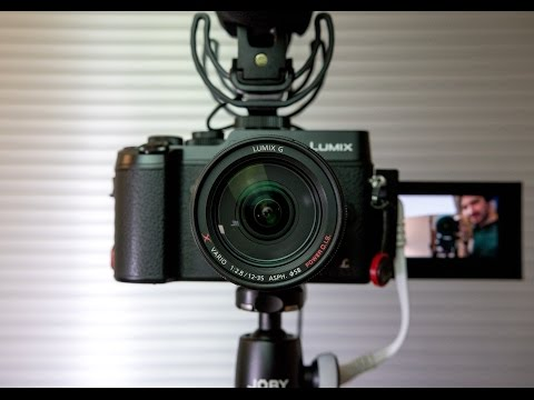 Amazing Lens for Video Blogging! Panasonic Lumix 12-35mm Lens Unboxing with a GX8