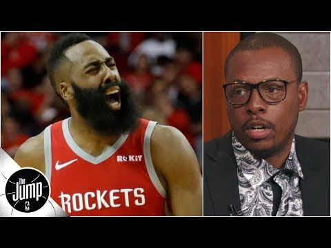 Video: Bucks have the closest thing to a blueprint to stop James Harden - Paul Pierce l The Jump