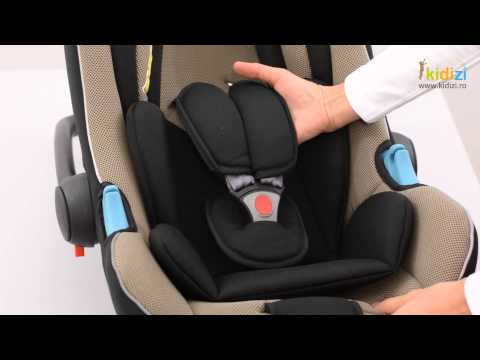 Prezentare video BabyGo scaun auto TravelXP