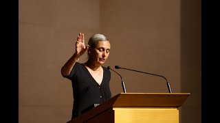 Full video: Anne Teresa De Keersmaeker's lecture at Collège de France