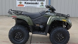 1. $6,199:  2014 Arctic Cat 500 4X4 I in Green  FOR SALE!