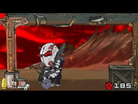 Let´s Play @ Newgrounds - Madness Accelerant (Part 2/2)