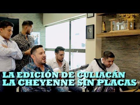 LA EDICION DE CULIACAN - LA CHEYENNE SIN PLACAS (Versión Pepe's Office) (видео)