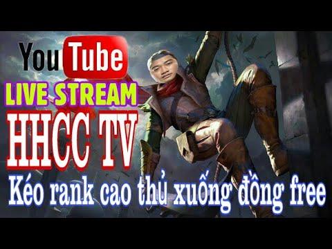 [HHCC TV] HHCC leo rank cùng Deft mạp haha