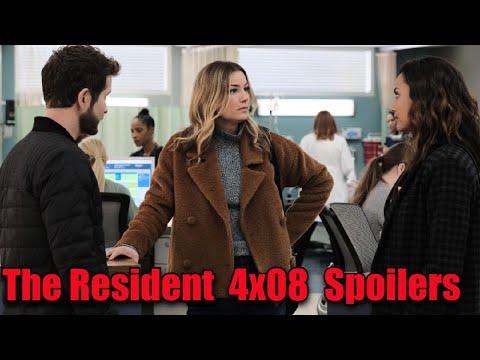 "The Resident   4x08   Details & Spoilers   ""First Days, Last Days""   Season 4 Episode 8 Sneak Peek"