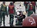 Venezuela, imágenes de la represión. - YouTube