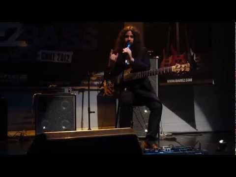 Cristian Galvez Ibanez Bass Experience