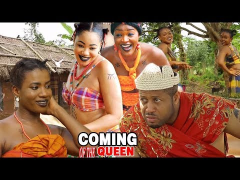 Coming Of The Queen 3&4  - 2018 Latest Nigerian Nollywood Movie/african Movie  Movie Full Hd