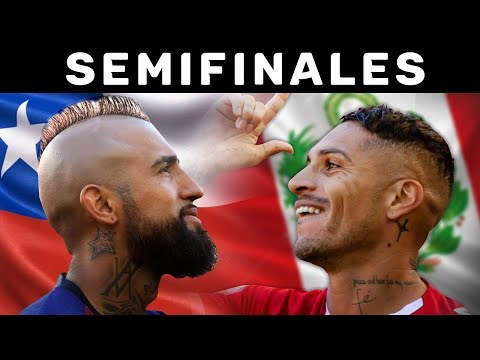 PERU VS CHILE (TRAILER) COPA AMERICA 2019