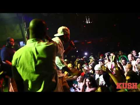 YMCMB Kevin Gates performing live Hob 8-10 2012