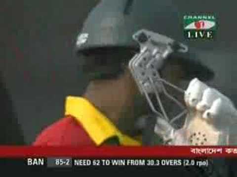 AKTEL BAN vs ZIM 4th ODI Highlights Part 5