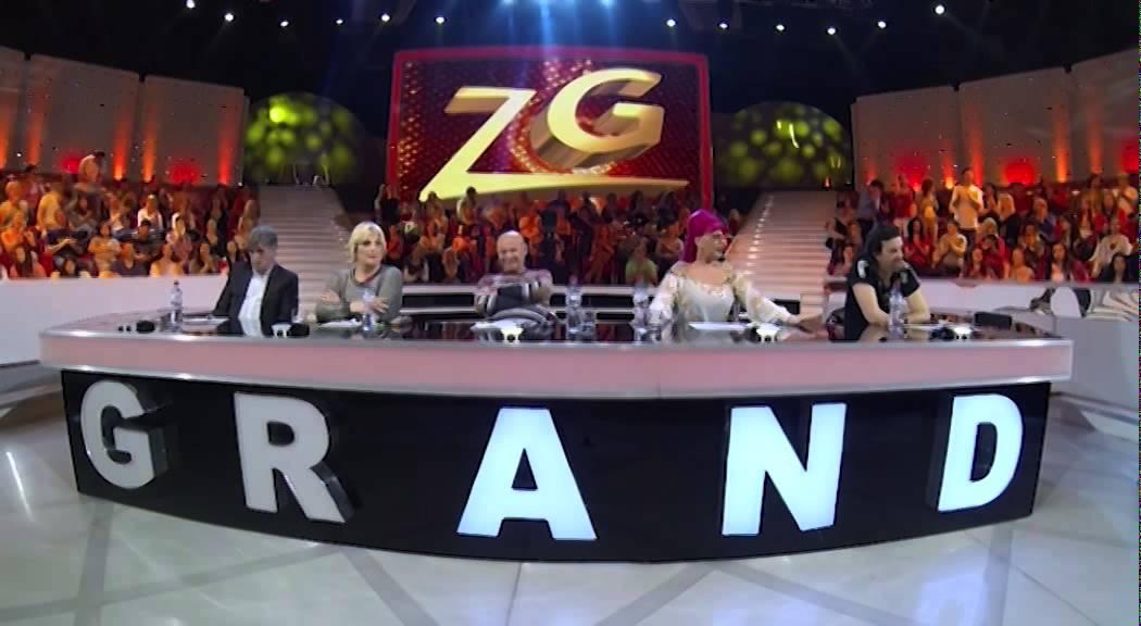 Milica Pavlica – Tugo moja i Pitaju me u mom kraju – Zvezde granda 2014 – ženska grupa