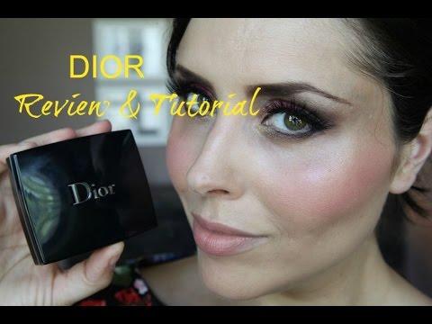 collection - Review della nuova palette DIOR 5-Colour Eyeshadow TRAFALGAR n.876 Palette (Euro 51,50) - LA MIA PALETTE: http://www.nevecosmetics.it/it/gli-arcobaleni/523-makeup-delight-palette.html -FACEBOOK:...